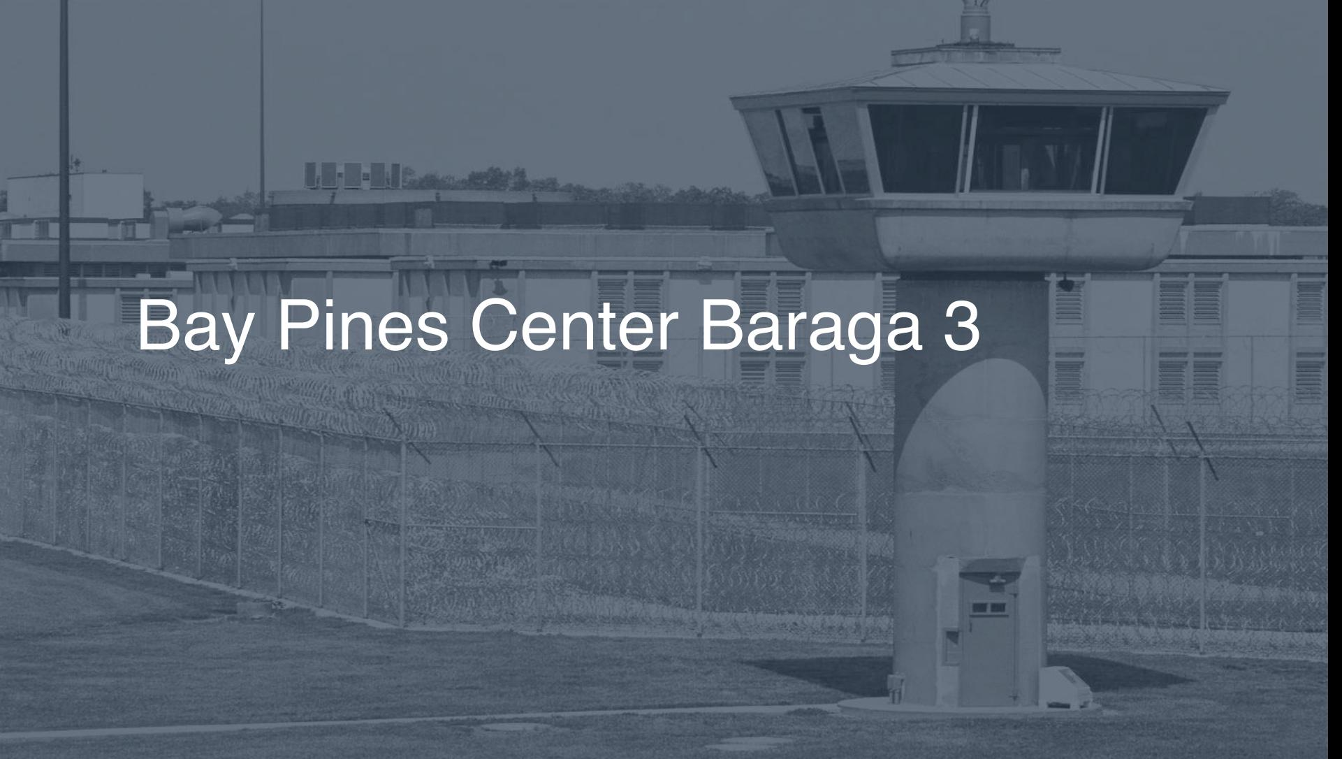 Bay Pines Center - Baraga correctional facility picture