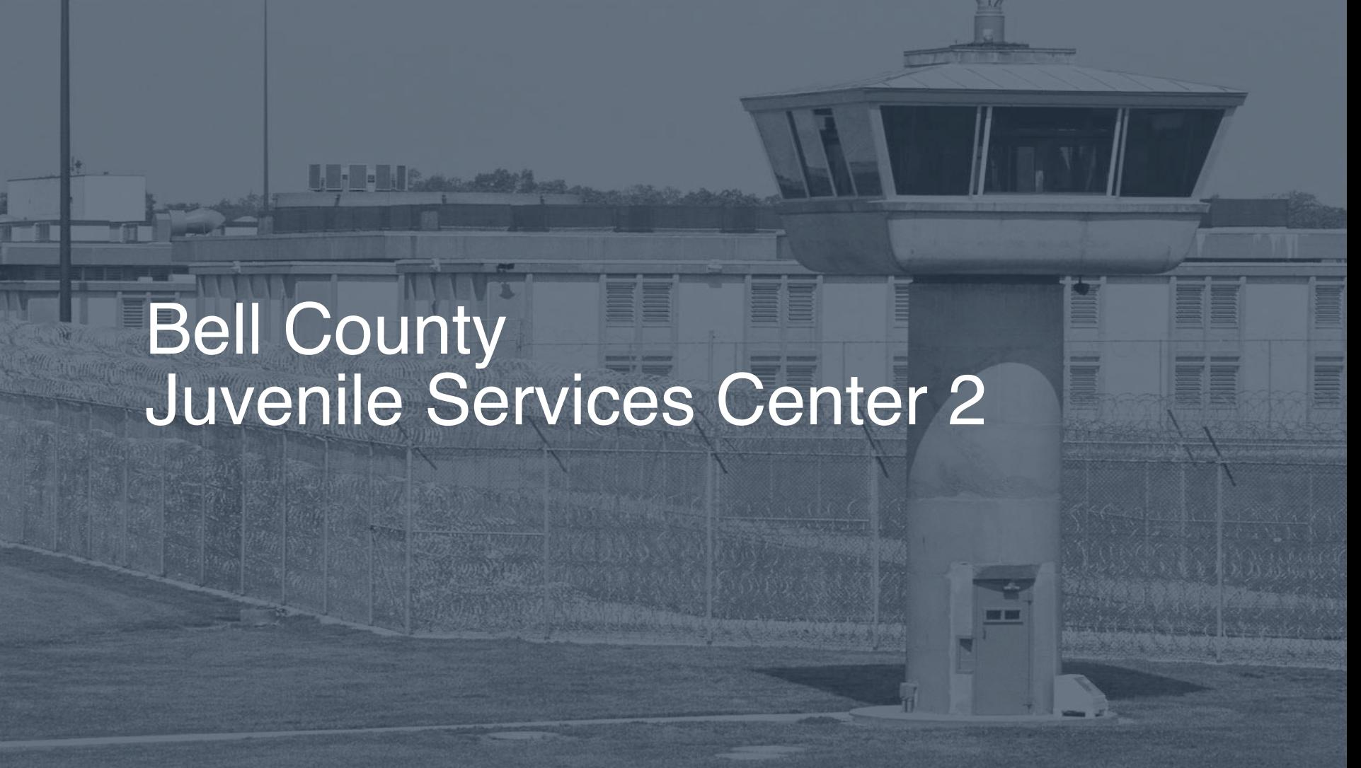Bell County Juvenile Services Center Inmate Search, Lookup