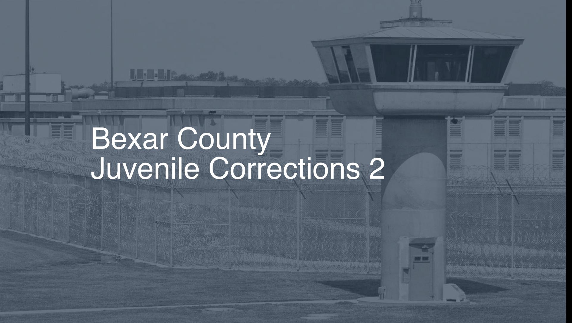 Bexar County Juvenile Corrections Inmate Search, Lookup & Services