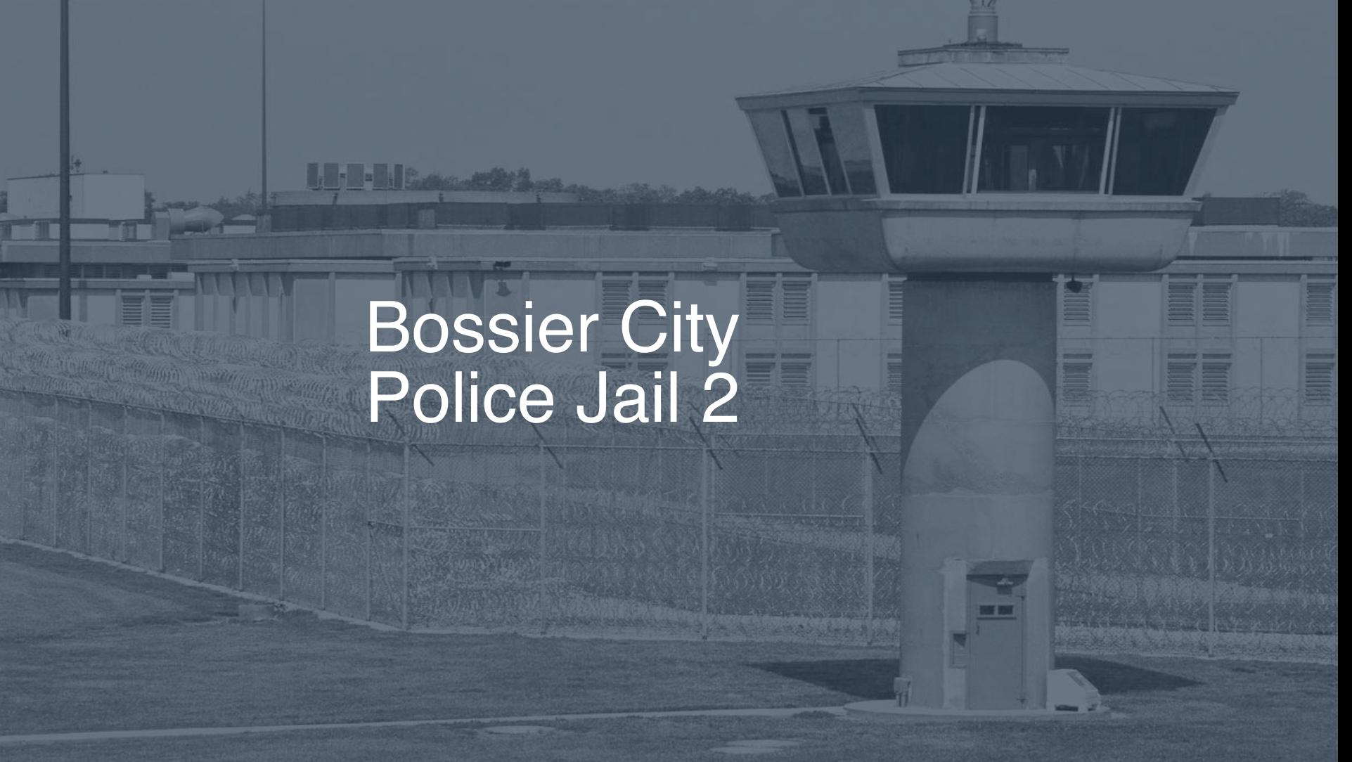 Bossier City Police Jail correctional facility picture