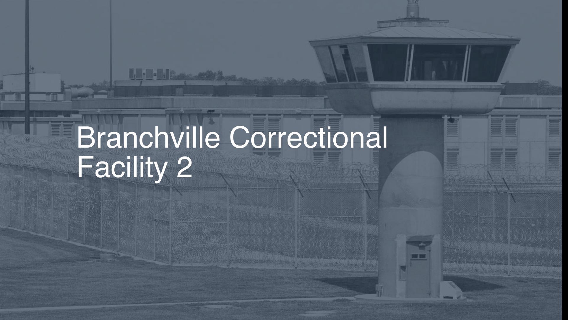 Branchville Correctional Facility correctional facility picture