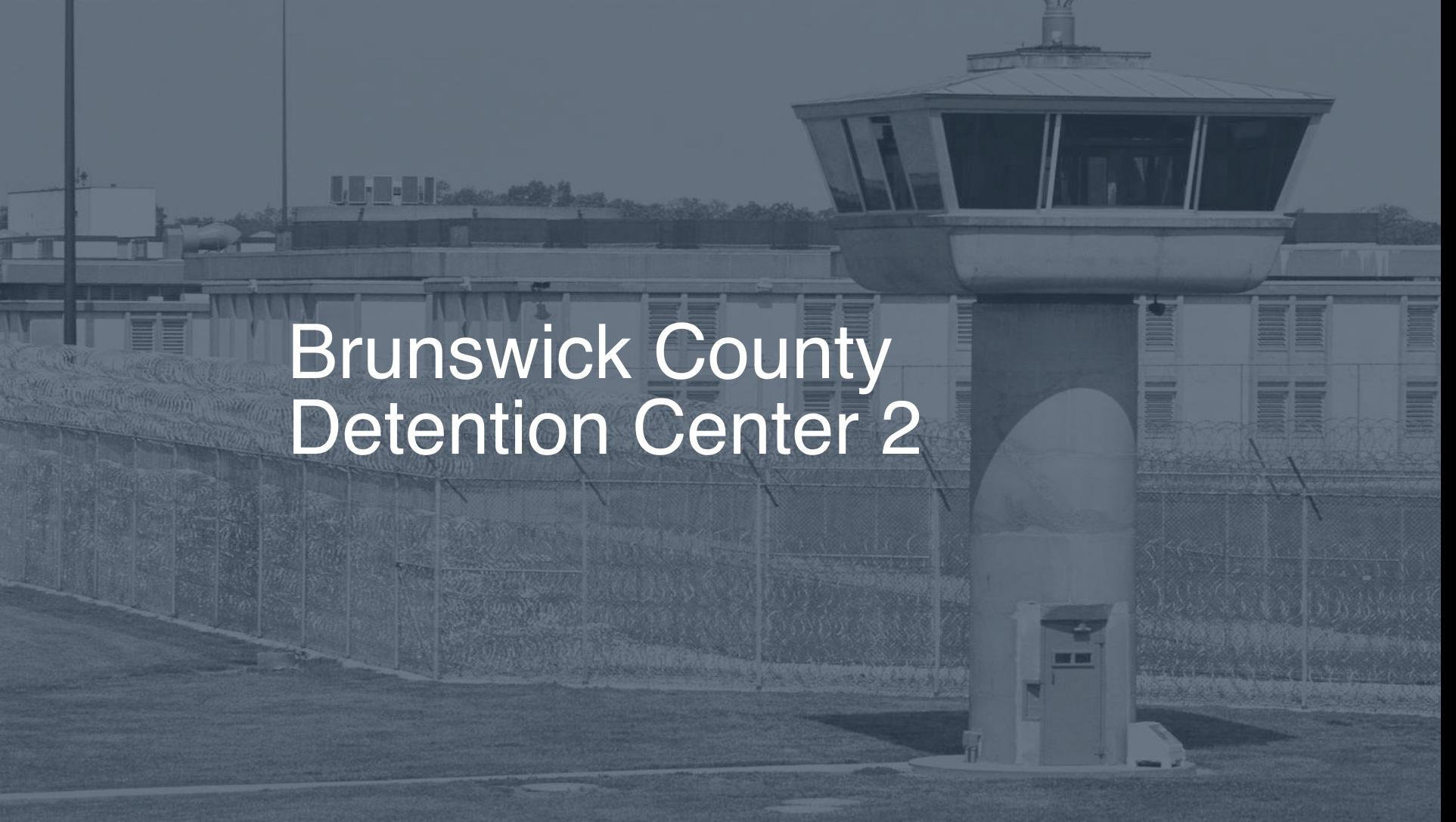 Brunswick County Detention Center | Pigeonly - Inmate Search