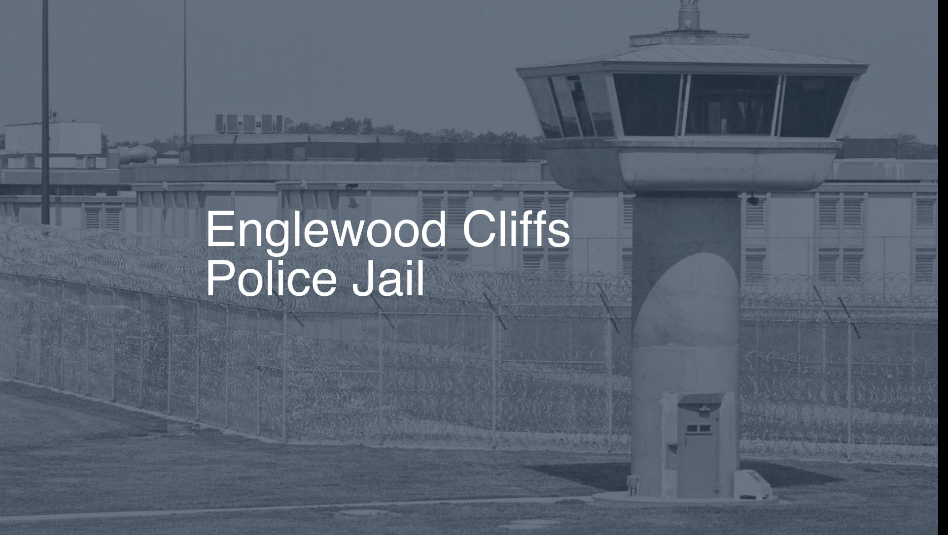 Englewood Cliffs Police Jail correctional facility picture