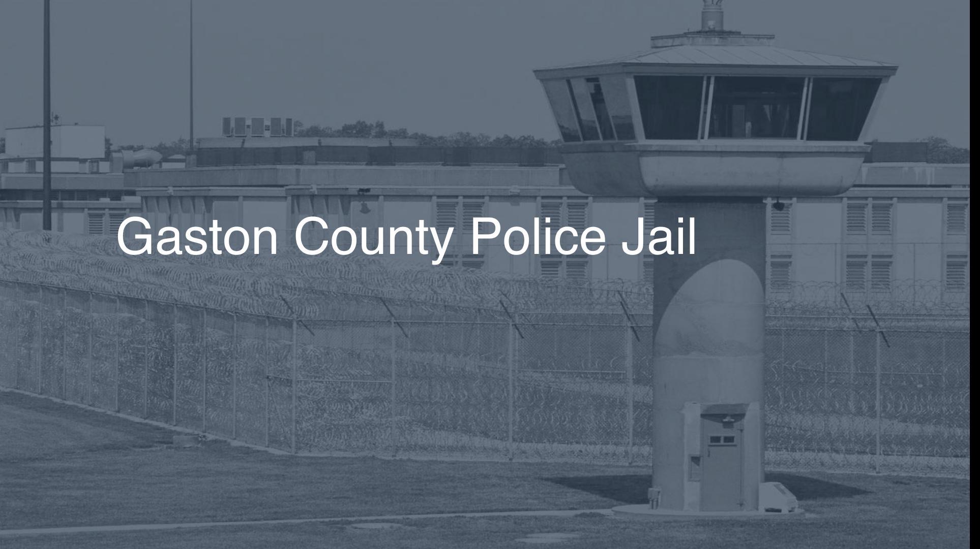 Sheriff inmate search gastonia