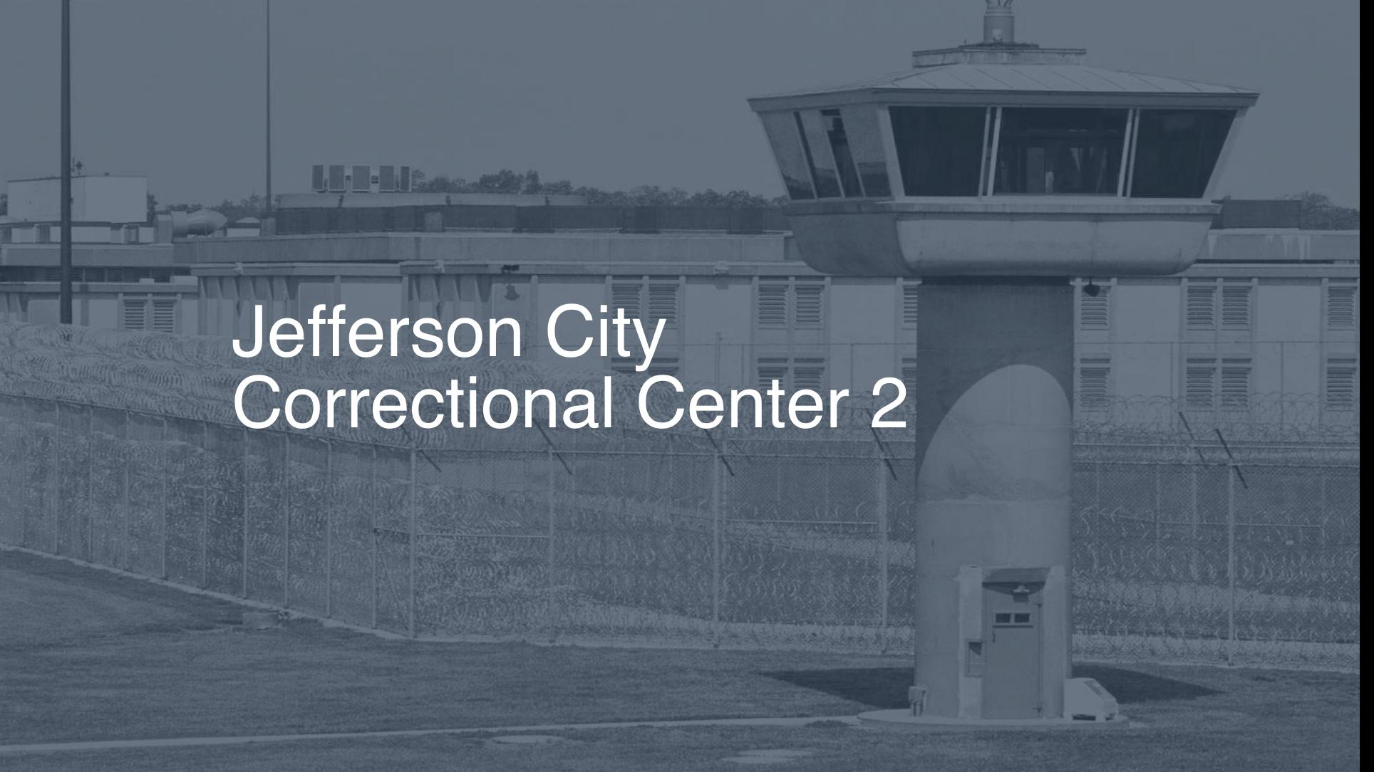 Jefferson City Correctional Center Inmate Search, Lookup & Services
