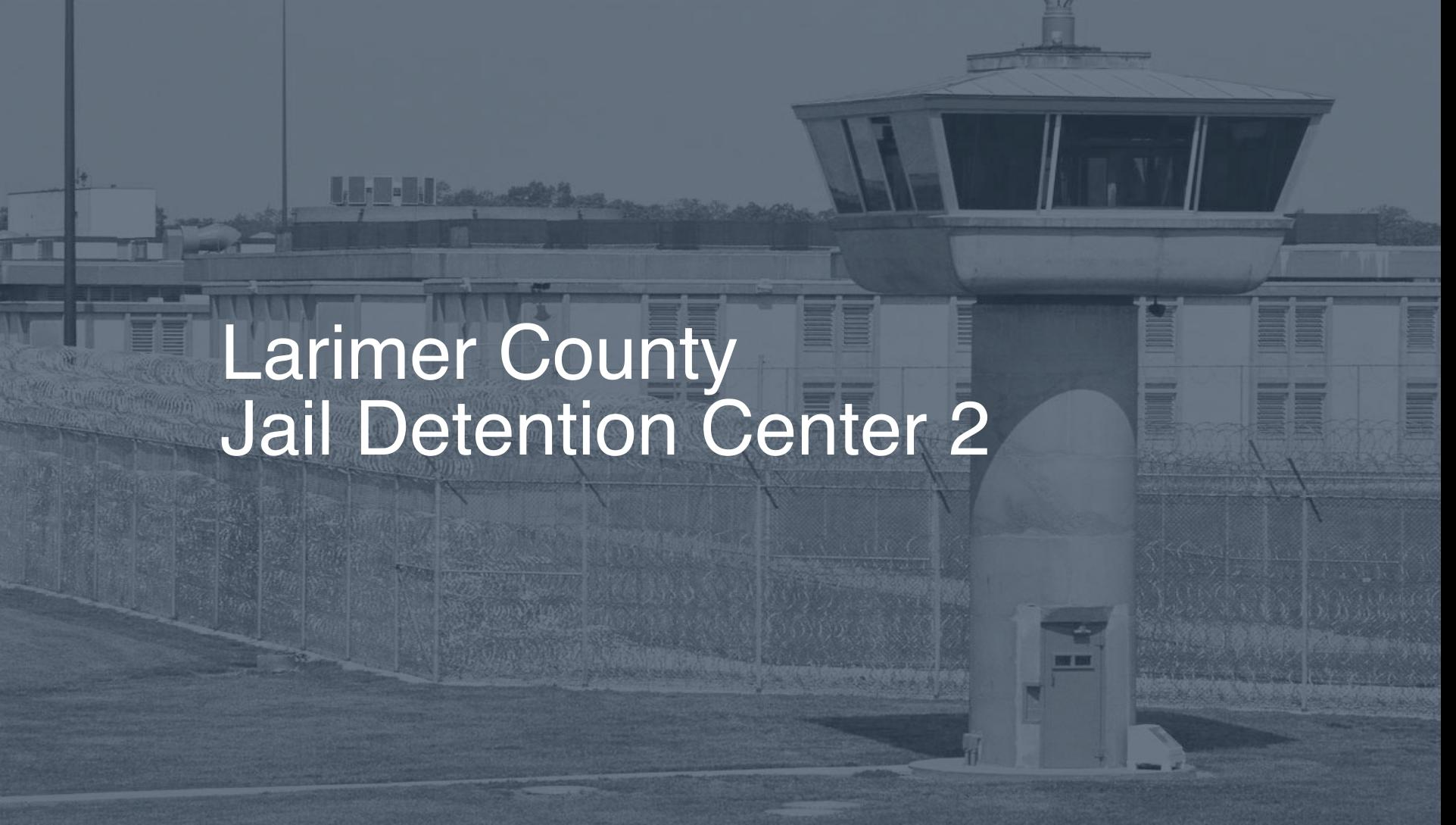 Larimer County Jail & Detention Center | Pigeonly - Inmate