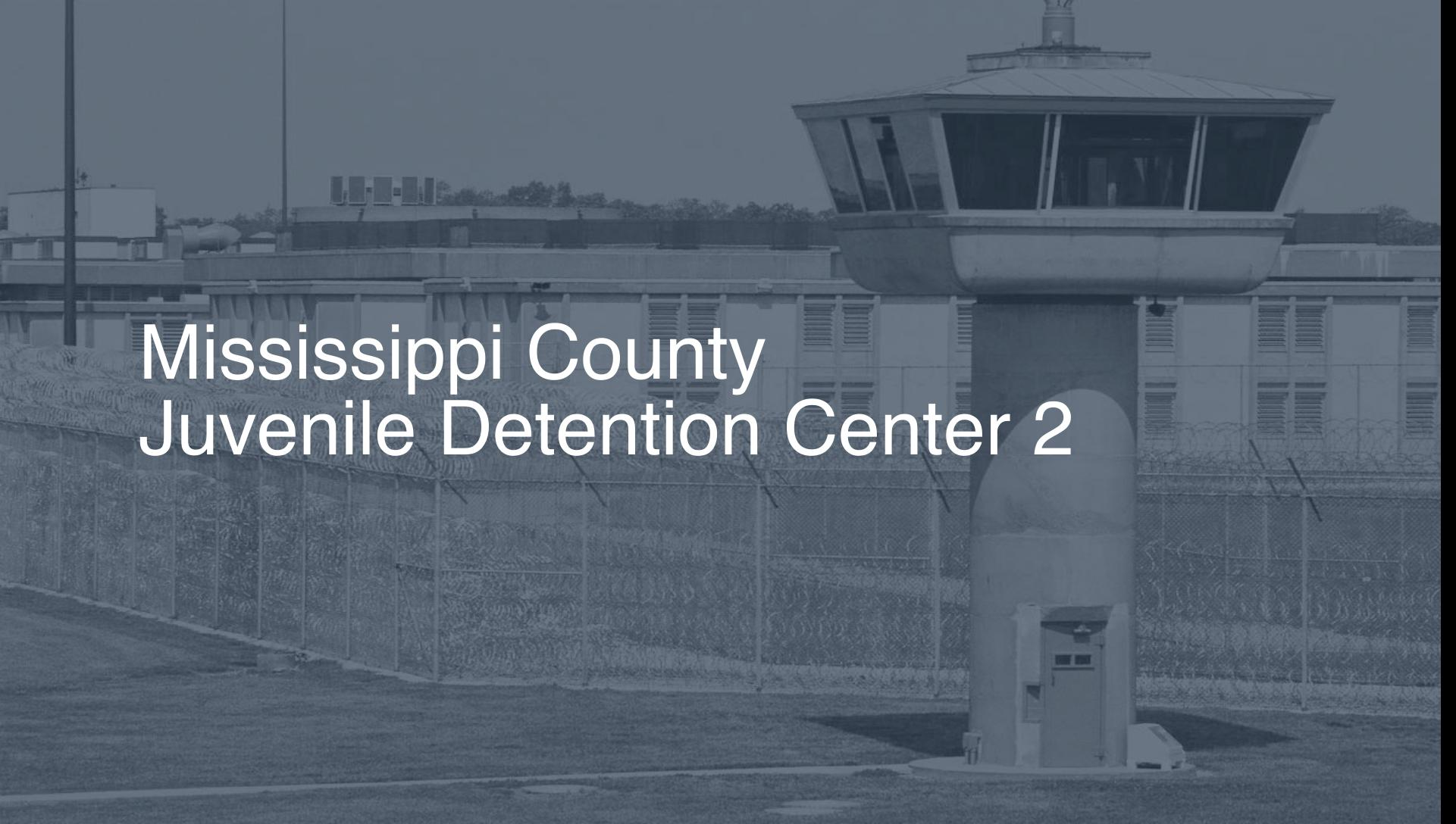 Mississippi County Juvenile Detention Center correctional facility picture