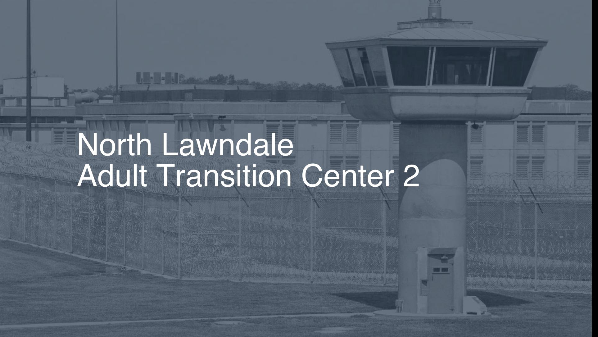 North Lawndale Adult Transition Center correctional facility picture