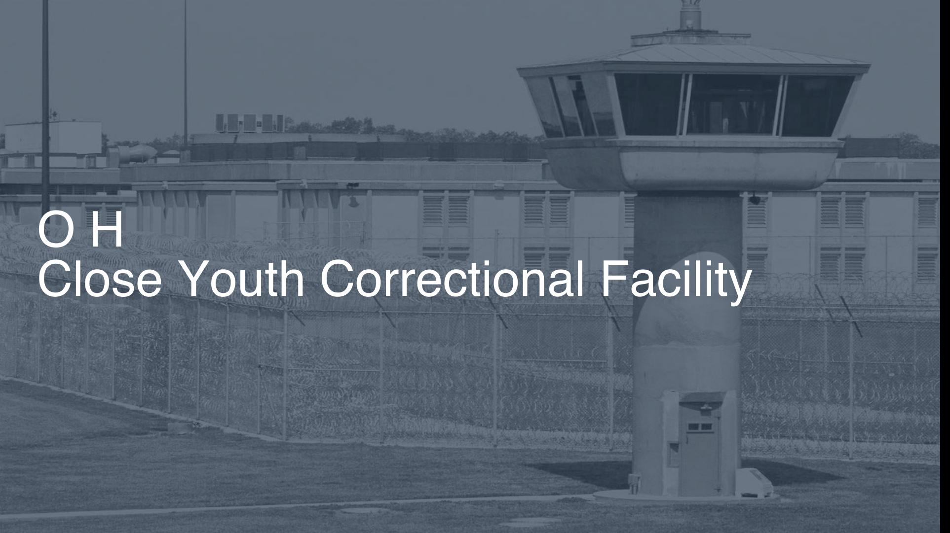 O. H. Close Youth Correctional Facility correctional facility picture