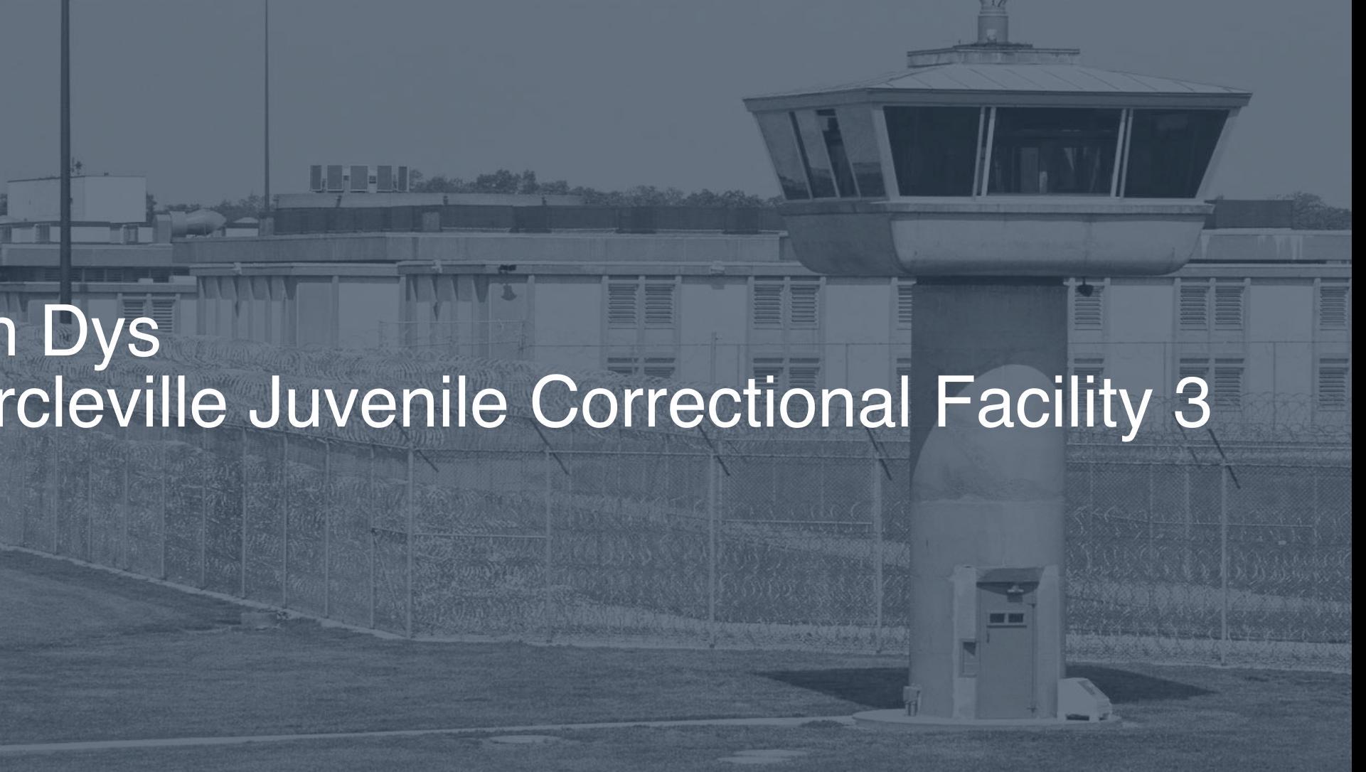 OH DYS - Circleville Juvenile Correctional Facility correctional facility picture