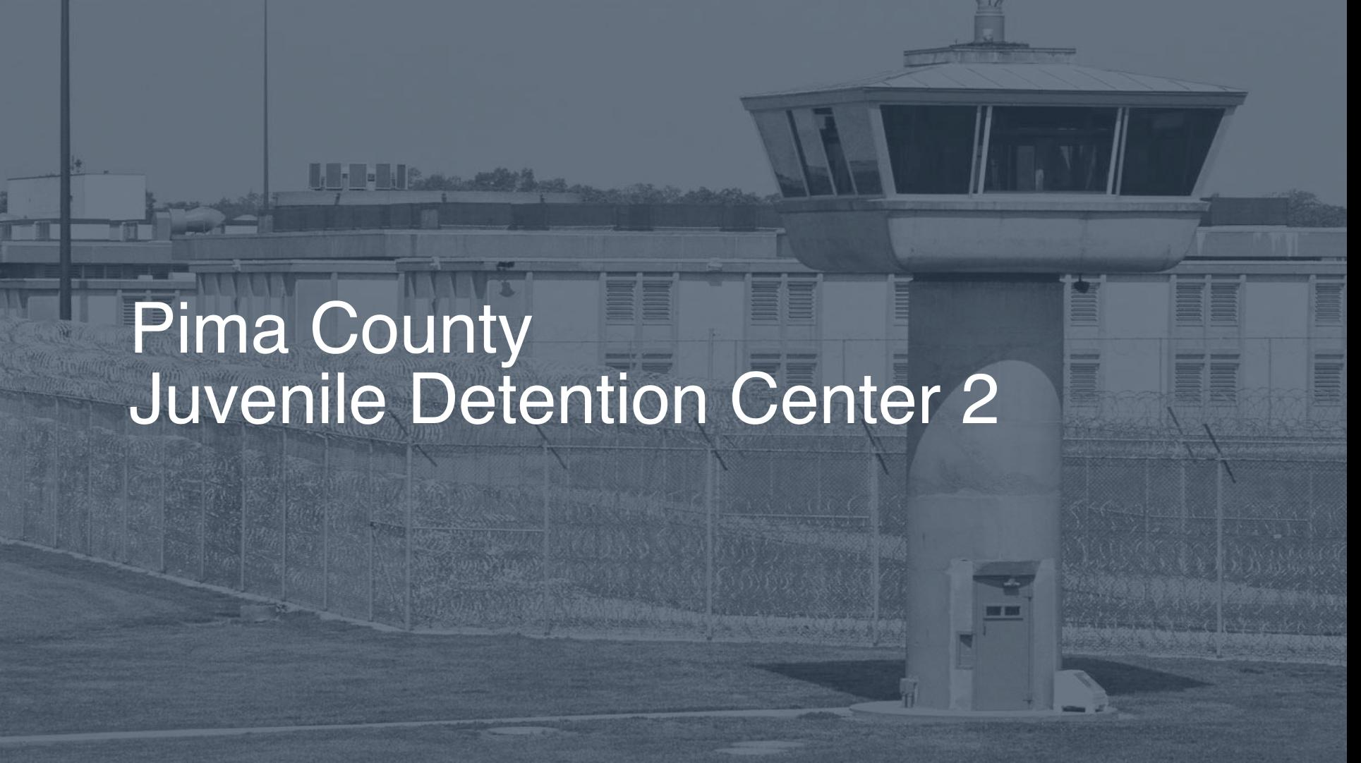 Pima County Juvenile Detention Center | Pigeonly - Inmate
