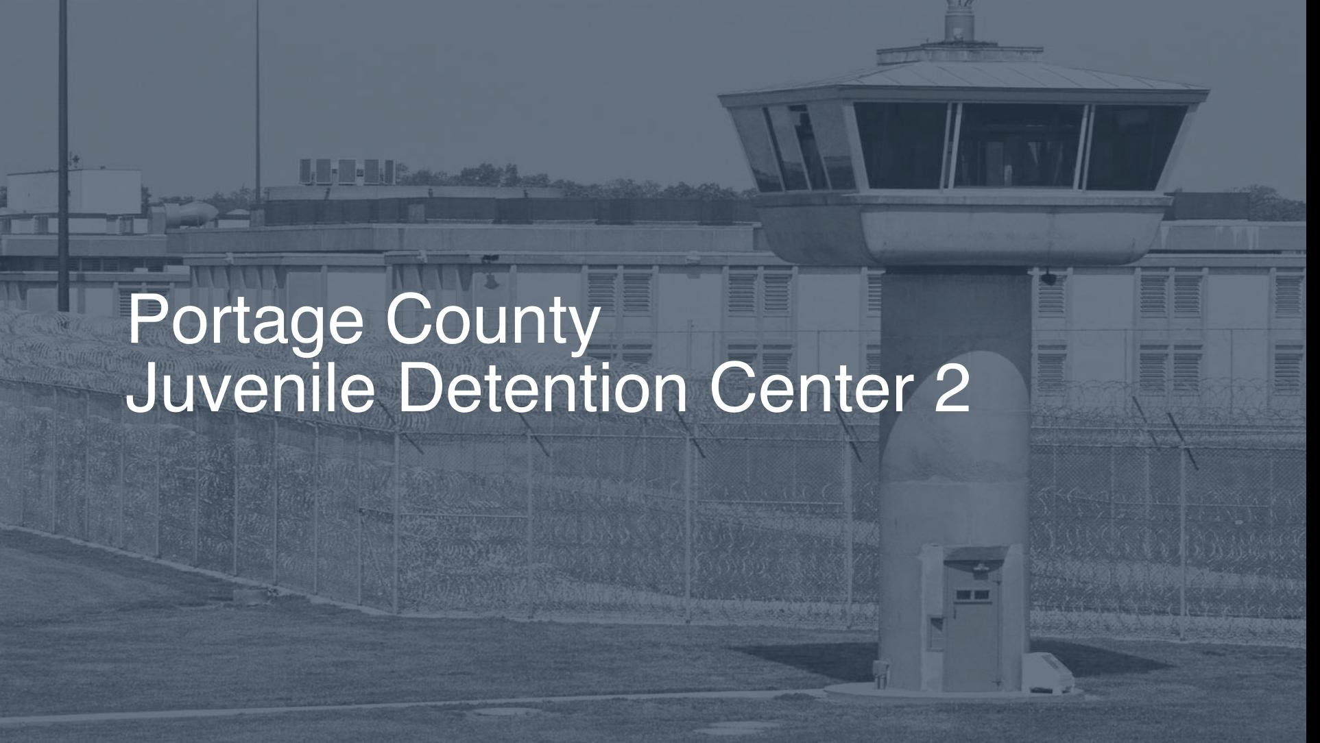 Portage County Juvenile Detention Center correctional facility picture