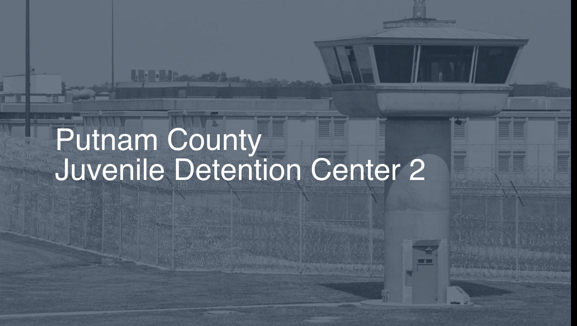 Putnam County Juvenile Detention Center Inmate Search