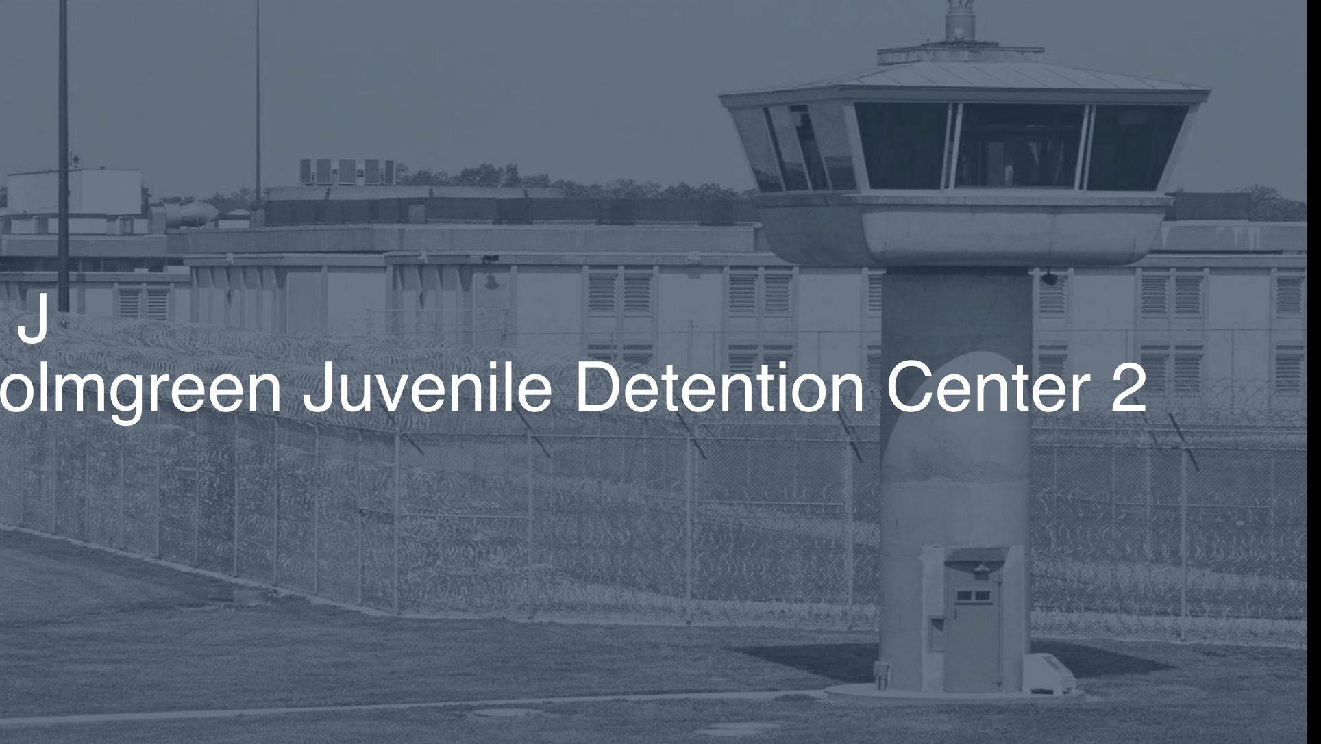 R. J. Holmgreen Juvenile Detention Center correctional facility picture