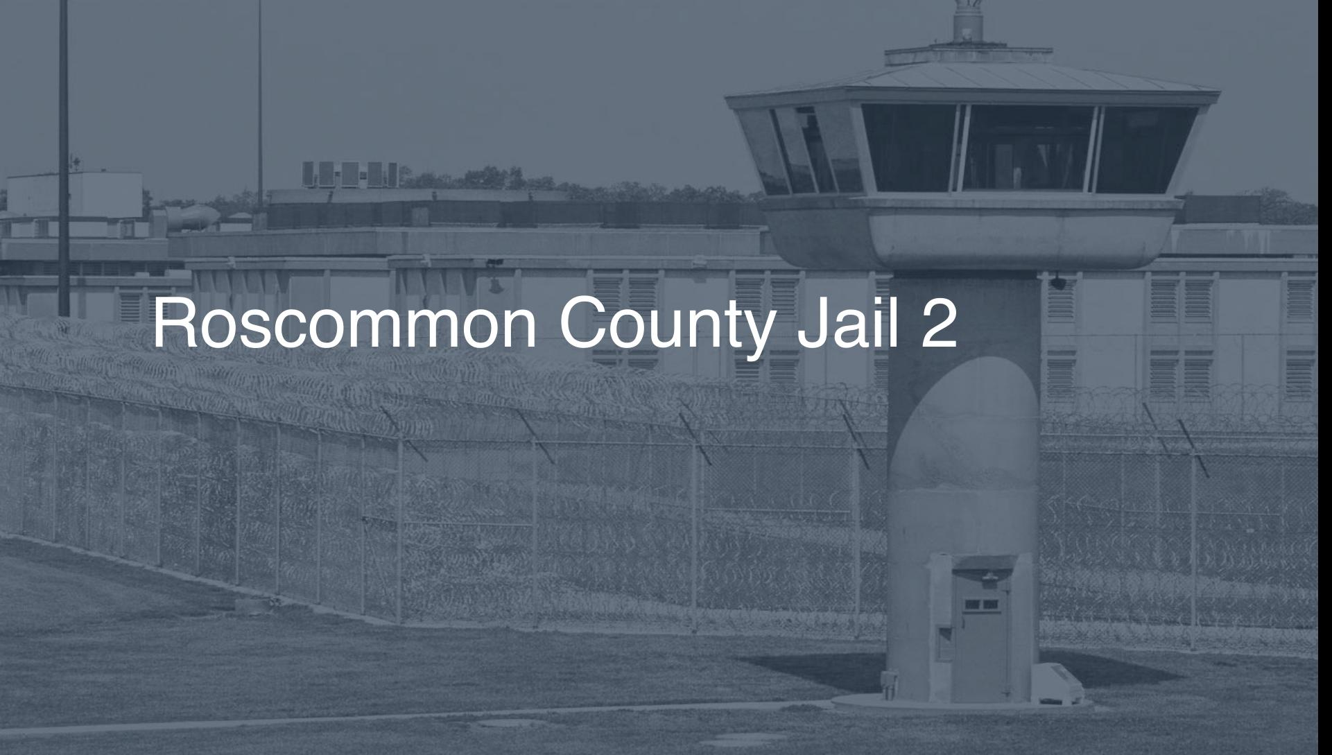 Roscommon County Jail correctional facility picture