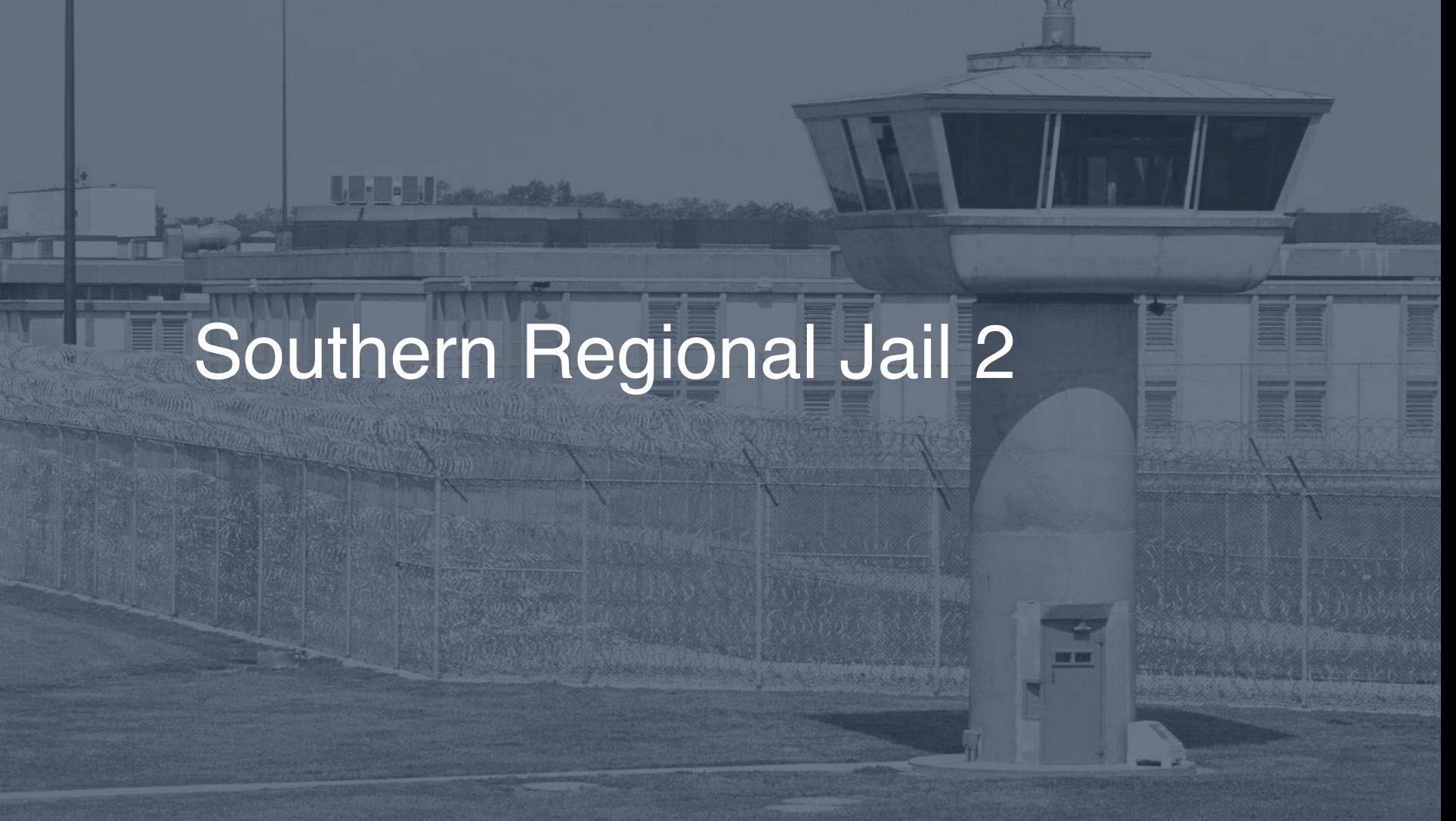 Southern Regional Jail   Pigeonly - Inmate Search, Locate