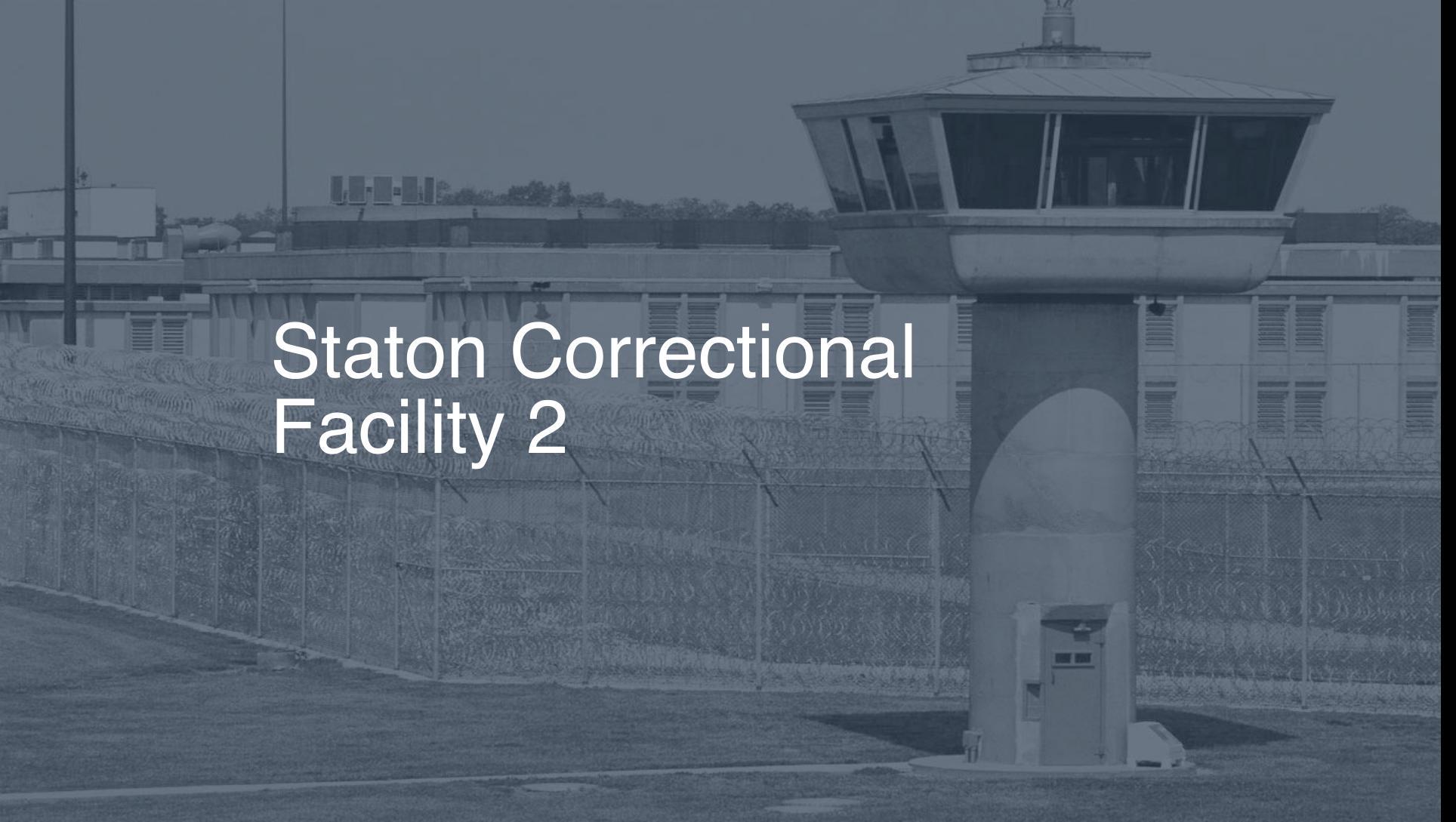 Staton Correctional Facility correctional facility picture