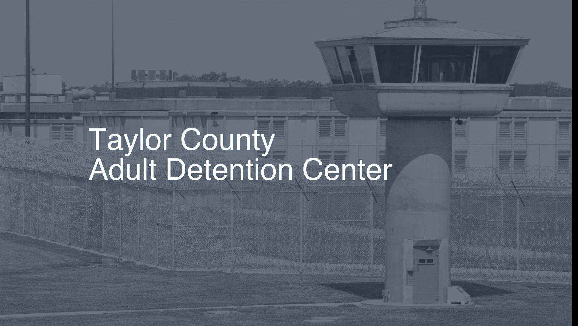 Taylor County Adult Detention Center | Pigeonly - Inmate