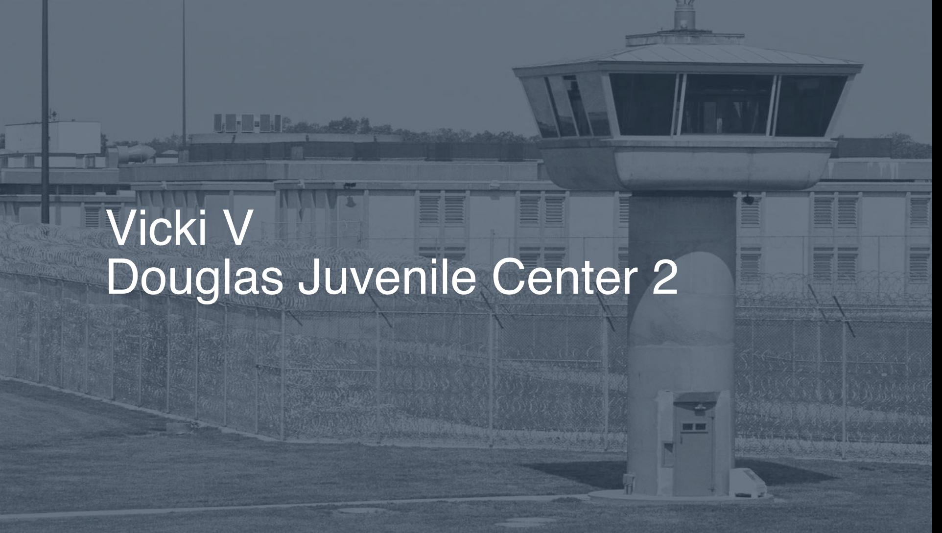 Vicki V. Douglas Juvenile Center correctional facility picture