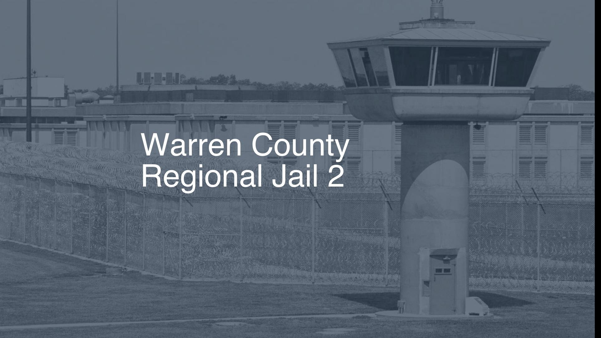 Warren County Regional Jail Inmate Search, Lookup & Services - Pigeonly
