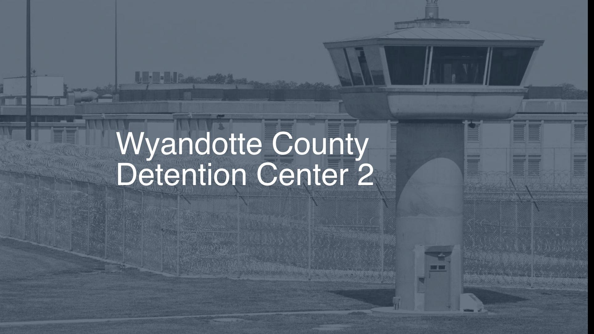 Wyandotte County Detention Center | Pigeonly - Inmate Search