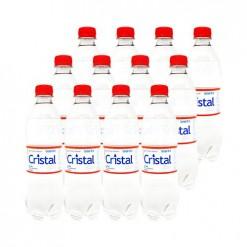 Agua com gas Cristal gold 510 ml