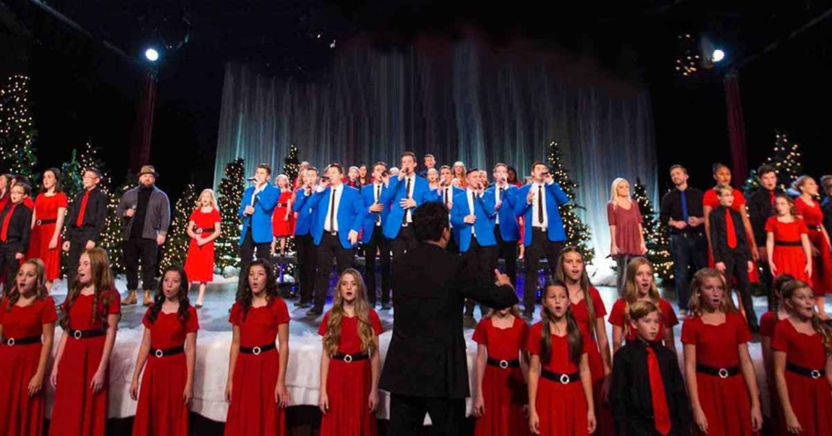 Joy To The World - BYU Vocal Point