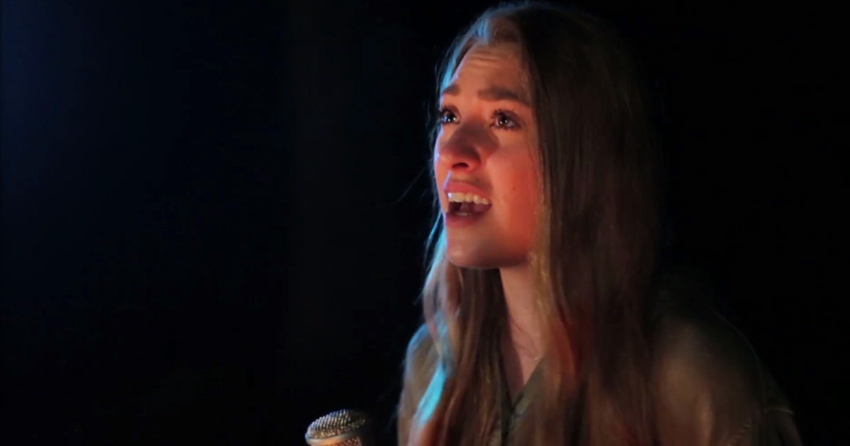 Brooke Robertson Bless the Lord cover