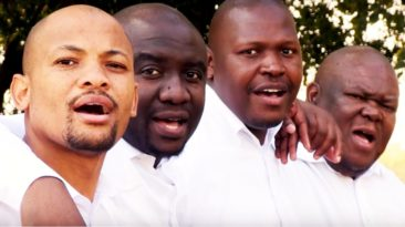 A few Good Men Music Ministry Quartet