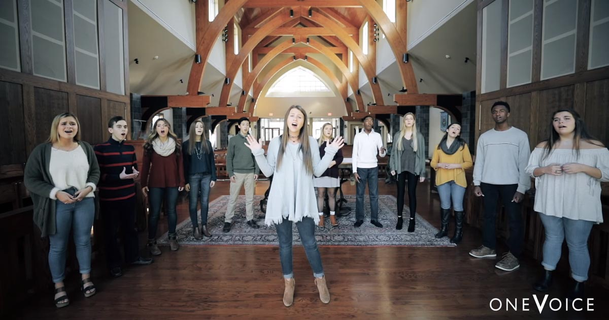 One Voice How Great Thou Art