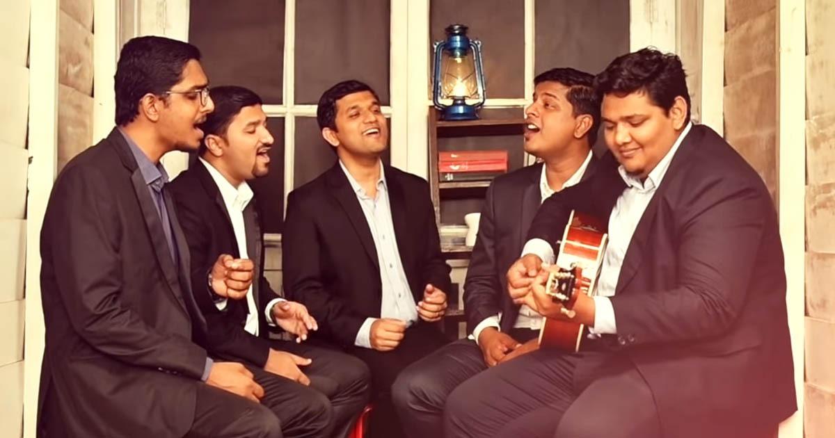 The living stones quartet