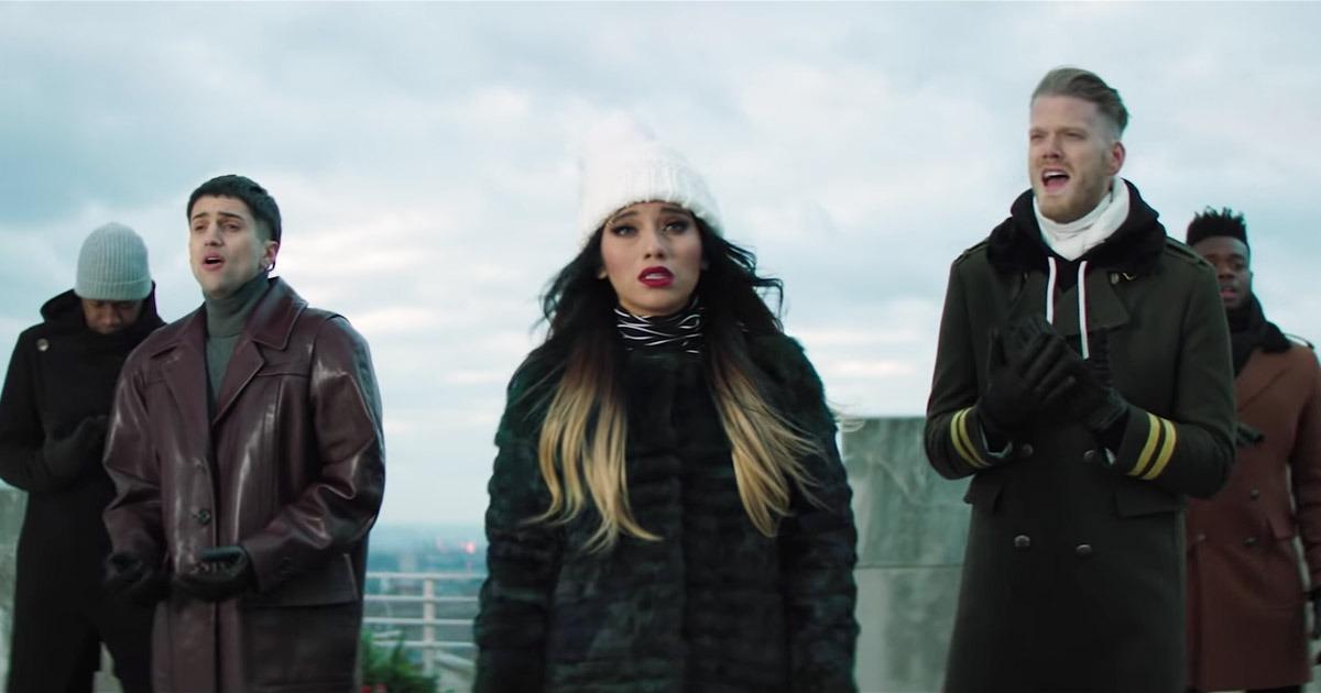 Where Are You Christmas - Pentatonix