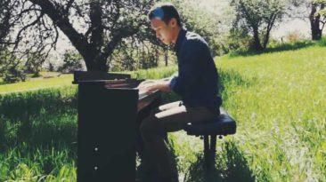 Youngmin Resurrecting Piano Cover