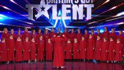 Truro Cathedral Choir BGT