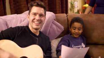 Andy Grammer surprises fan