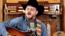 Cody Johnson Sings 'His Name Is Jesus'