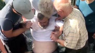 Hospice-Baptism