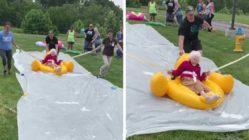 slip-and-slide