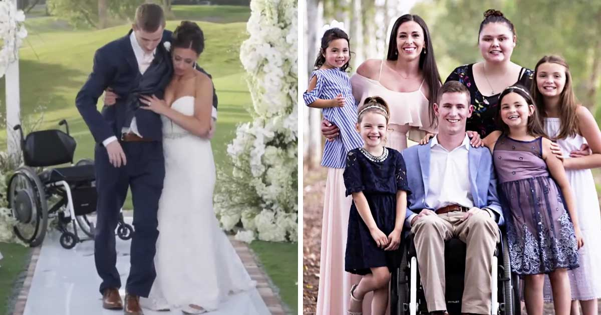 paralyzed-bride-adopts-kids