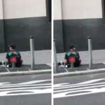 Jogger-gives-homeless-man-shoes