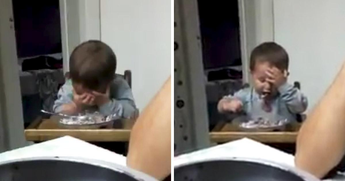 toddler-eating-during-prayer