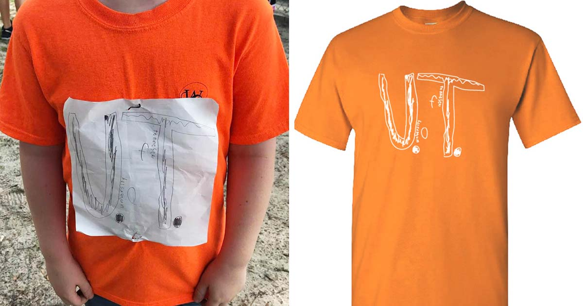 University-Of-Tennessee-T-Shirt