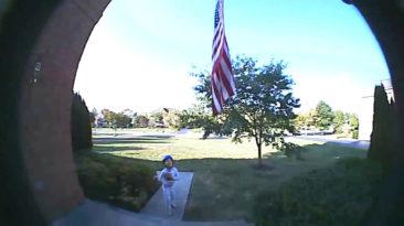 boy-salute-American-flag