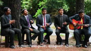 He-Giveth-More-Grace-The-Living-Stones-Quartet
