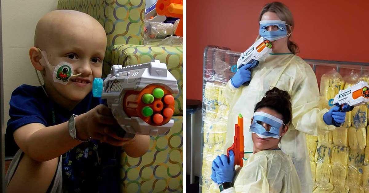 nurses-brings-smile-to-cancer-patient