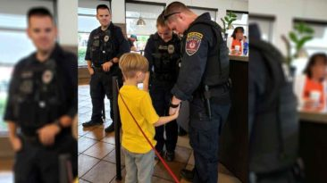 toddler-police-chick-fil-a-prayer