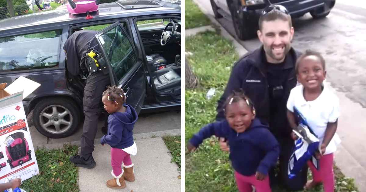 police-officer-buys-children-car-seats