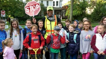 community-surprises-crossing-guard-birthday