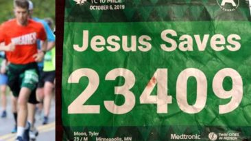 jesus-saves-runner