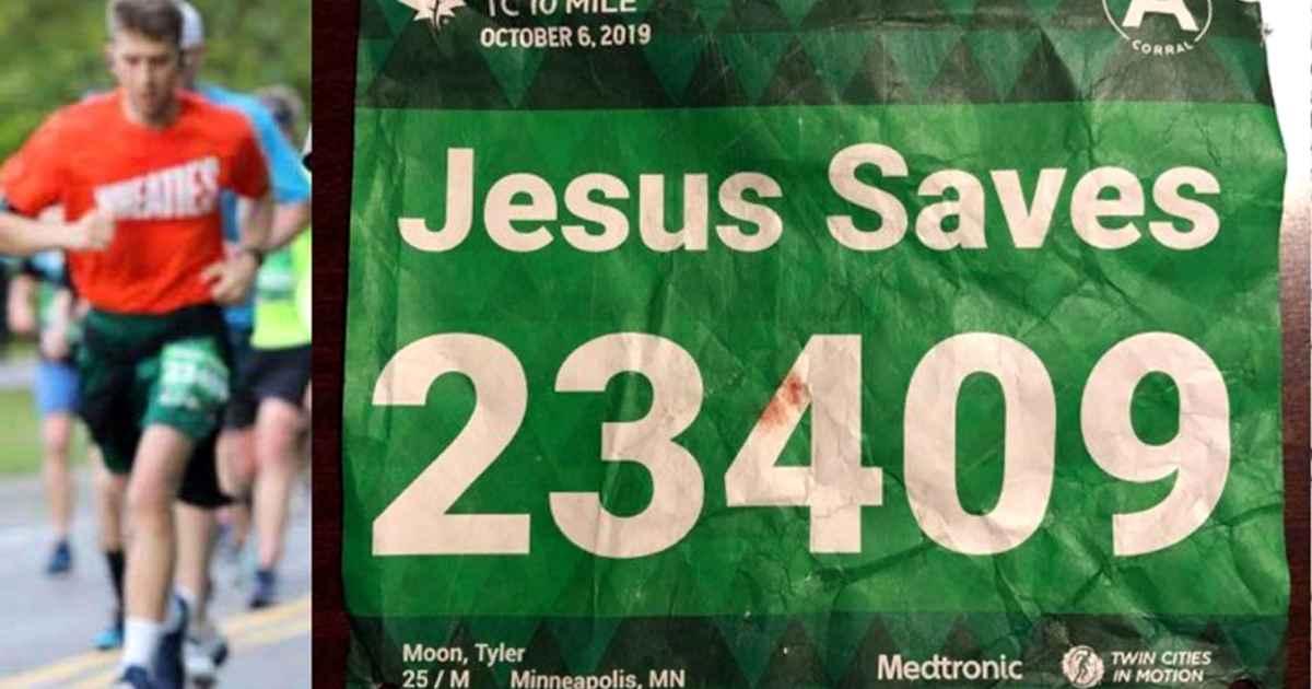 jesus-saves-runner